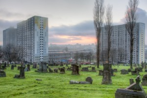 Sighthill, North Glasgow